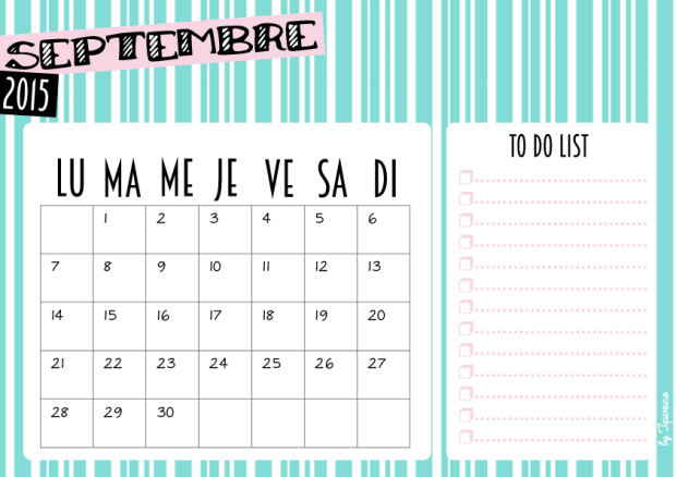 screen calendrier